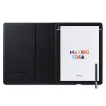 和冠 Wacom 数位板 bamboo Folio CDS610G  智能笔记本 电子绘画本 数位本手绘 M