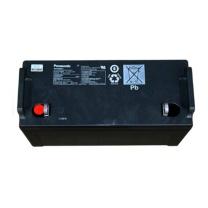 松下 Panasonic 松下电池 12V-100AH (黑色)