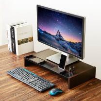 宜客莱 ECOL'A 电脑支架 V01WL (黑胡桃木色)