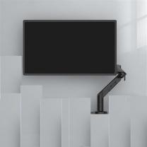 乐歌 支架 A8 单屏支架 17–38英寸 3–9公斤 穿孔或夹持 (黑色) (含运费)