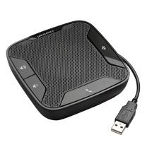 缤特力 plantronics 便携USB电脑会议终端 P610  电脑专用 扬声器+全向麦克风 UC通用