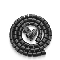 绿联 UGREEN 包线管 30820 直径25mm黑色 5米