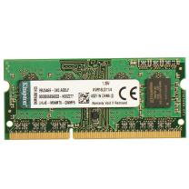 金士顿 Kingston 笔记本内存 DDR3L 1600 4G  兼容1333 低电压1.35V(KVR16LS11/4 KVR16S11LD6A/4)型号随机