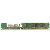 金士顿 Kingston 台式机内存 DDR3 1600 2G  1.5v电压(KVR16N11S6A/2 KVR16N11D6A/2)型号随机