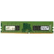 金士顿 Kingston 台式机内存 DDR4 2400 4G  1.2v 电压(KVR24N17S8/4 KVR24N17S6/4 KVR24N17S8L/4 KVR24N17S6L/4-SPBK)型号随机