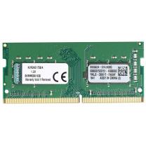 金士顿 Kingston 笔记本内存 DDR4 2400 4G  (KVR24S17S8/4 KVR24S17D6/4 KVR24S17D8/4)型号随机