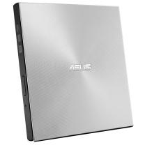 华硕 ASUS 外置刻录机 SDRW-08U9M-U 8倍速 (银) DVD移动光驱 支持USB/Type-C接口