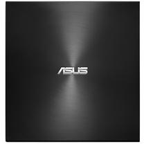 华硕 ASUS 光驱 SDRW-08U9M-U 8倍速 外置DVD 移动光驱 支持USB/Type-C接口 (兼容苹果系统) (黑色)