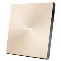 华硕 ASUS 外置DVD刻录机 SDRW-08U9M-U USB/Type-C接口 (金色) (兼容苹果系统)