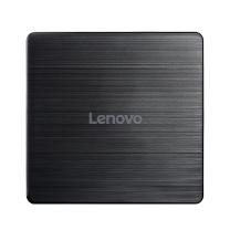 联想 lenovo 联想(Lenovo)8倍速 USB2.0 外置光驱 外置DVD刻录机 移动光驱 黑色(兼容Windows/苹果MAC系统/GP70N)
