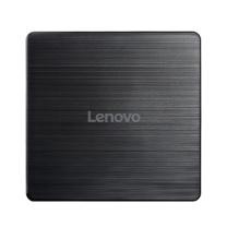 联想 lenovo 外置光驱 USB2.0 8倍速 (黑) 兼容windows/苹果MAC系统/GP70N