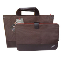 联想 lenovo 笔记本电脑包 0B95757 14英寸 (棕色) (X1 X250)