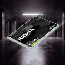 铠侠 SSD固态硬盘 TC10系列 2.5英寸  SATA接口 EXCERIA SATA TC10系 SATA TC10 东芝TR200系列