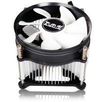 大水牛 CPU风冷散热器 L6 (白色) (支持INTEL115X平台/9CM风扇/镶铜散热片/附带硅脂/静音)