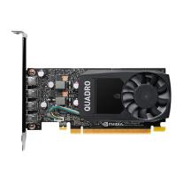 丽台 显卡 Quadro P620 2GB GDDR5 128-bit 80GB/s  CUDA核心512 PCI-E3.0 专业显卡