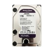 海康威视 HIKVISION 监控硬盘 紫盘 WD10PURX 1TB  监控设备套装配件 录像机专用监控硬盘 西部数据