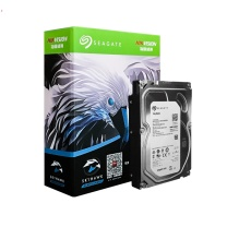 海康威视 HIKVISION 监控级硬盘 ST3000VX009 3TB  5900转64M缓存 监控设备套装配件 录像机专用监控硬盘 希捷
