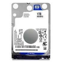 西部数据 WD 笔记本硬盘 WD10SPZX 1TB 5400转128M SATA6Gb/s