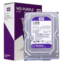 西部数据 WD 监控硬盘 WD10EJRX 紫盘 1TB SATA6Gb/s 64M