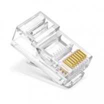 TCL水晶头RJ45 超五类RJ45水晶头,PQ0101,100PCS