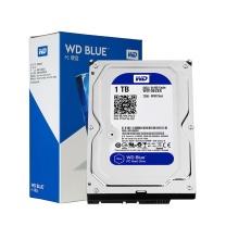 西部数据 WD 台式机硬盘 WD10EZEX 1TB  3.5英寸 SATA6GB/S 7200转64M
