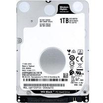 西部数据 WD 笔记本硬盘 (WD10SPSX) 1TB  黑盘 SATA6Gb/s 7200转64M