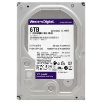 西部数据 WD 监控硬盘 (WD62EJRX) 6TB  紫盘 SATA6Gb/s 128M
