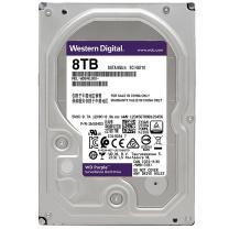 西部数据 WD 监控硬盘 WD84EJRX 8TB  SATA6Gb/s 128M 紫盘 SATA接口