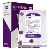 西部数据 WD 监控硬盘 WD20EJRX 紫盘 2T  SATA6Gb/s 64M