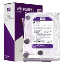 西部数据 WD 监控级硬盘 WD40EJRX 紫盘 4TB SATA6Gb/s 64M