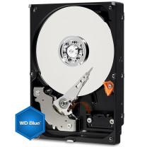 西部数据 WD 台式机硬盘 WD30EZAZ 蓝盘 3TB  SATA6Gb/s 256MB