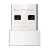 水星 MERCURY 网卡 MW150US 无线网卡超小型150M