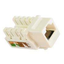 中云智创 RJ46信息模块 XMRJ46  超六类八芯非屏蔽信息模块 超六类八芯网络信息插槽1只