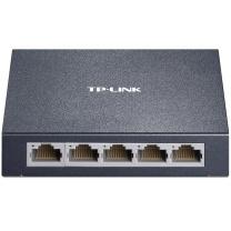 普联 TP-LINK 交换机 TL-SF1005D 5口百兆 铁壳