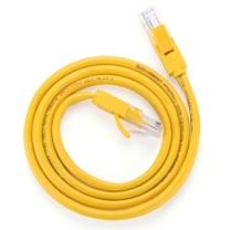 绿联 UGREEN 超五类网线 11233 5米 (黄色)