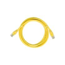 酷比客 L-CUBIC 超五类百兆网线 经济标准版 LCLN5EYWM-3M 3米 (黄色)