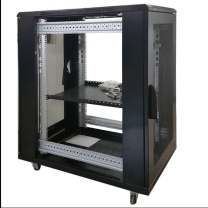 图腾 TOTEN 22U机柜 G36622 600*600*1166mm (黑色) G3622图腾
