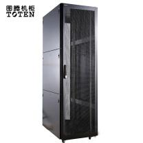图腾 TOTEN 服务器机柜 K3.6042 前后网孔门 19英寸标准 黑色 42U2米