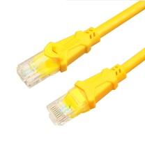 御讯安超五类成品网线1.5米跳线(黄色,蓝色)(艾普莱)
