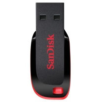 闪迪 SanDisk U盘 CZ50 64GB  酷刃 USB2.0