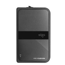 爱国者 aigo 无线移动硬盘 HD816 4T (黑) USB3.0 2.5英寸