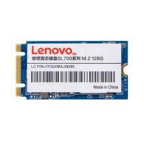 联想 lenovo 联想 lenovo 固态宝系列SSD固态硬盘 SL700 128GB  M.2接口(SATA总线) 2242