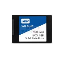 西部数据 WD 西部数据硬盘 WDS100T1B0A SSD固态硬盘 蓝盘BLUE 2.5寸 1T