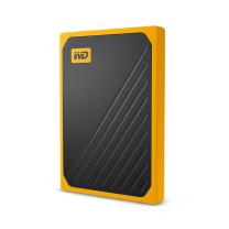 西部数据 WD 西部数据 WDBMCG0010BYT My Passport Go 移动固态硬盘 1TB 琥珀色 WDBMCG0010BYT 西部数据 WDBMCG0010BYT