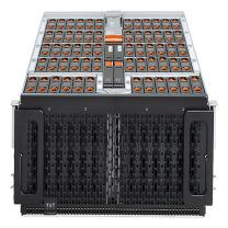 HGST 西数WD单双控Span磁盘阵列 60盘位 4U (银色) JBOD存储可+扩展