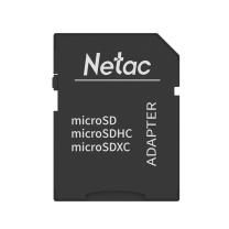 朗科 Netac 小卡转大卡适配器 P100卡套  TF卡转SD卡
