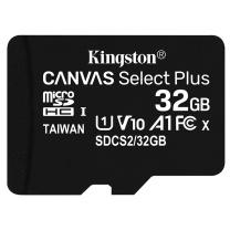 金士顿 Kingston switch内存卡 TF(MicroSD)存储卡 SDCS2 32GB  U1 A1 V10 读速100MB/s 高品质拍摄