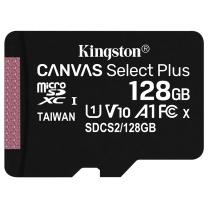 金士顿 Kingston switch内存卡 TF(MicroSD)存储卡 SDCS2 128GB  U1 A1 V10 读速100MB/s高品质拍摄