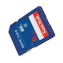 闪迪 SanDisk SDHC存储卡 8GB  Class4