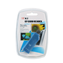 飚王 SSK 读卡器 SCRS028 (蓝) USB2.0
